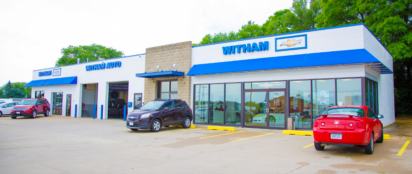 witham auto la porte city iowa